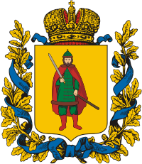 Coat of Arms of Ryazan gubernia (Russian empire).png