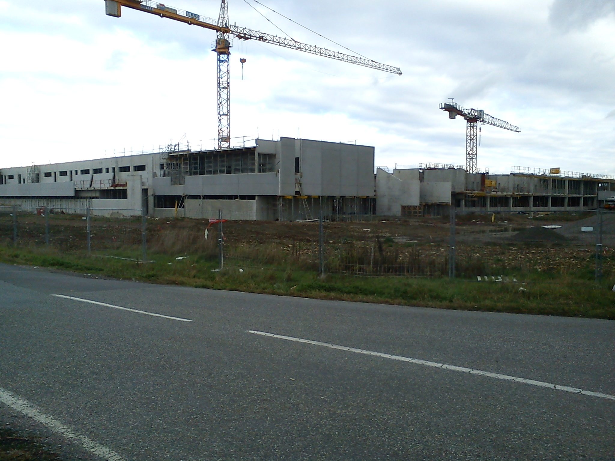 File coll ge de no haute garonne en for Construction piscine haute garonne