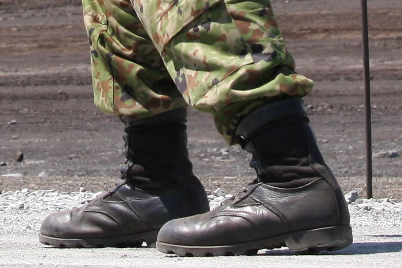 戦闘靴2型 - Wikipedia