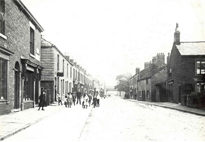 FileCompstall Road Romiley 1905