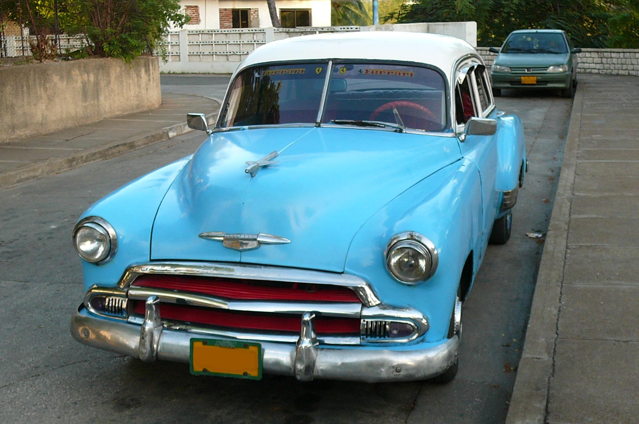 Cuban Classic Cars For Sale