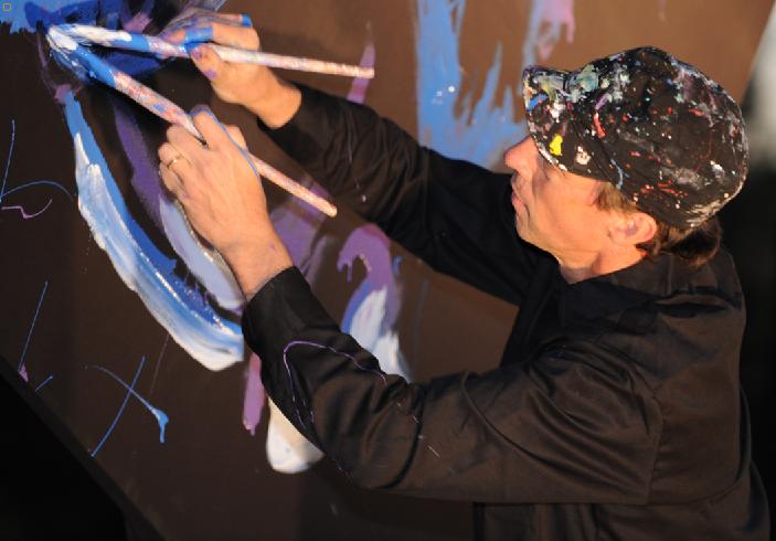 Bekannt Dan Dunn (painter) - Wikipedia BH46