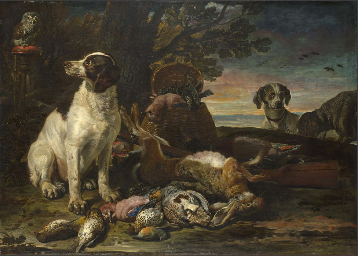 Famous Beagle Paintings