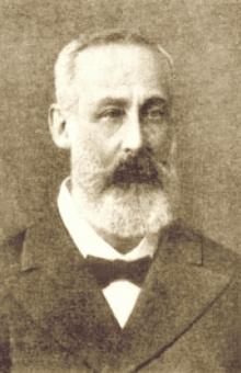 Август Юльевич Давидов— один из преподавателей В.Я.Цингера, позже— предшественник Цингера на посту президента Московского математического общества
