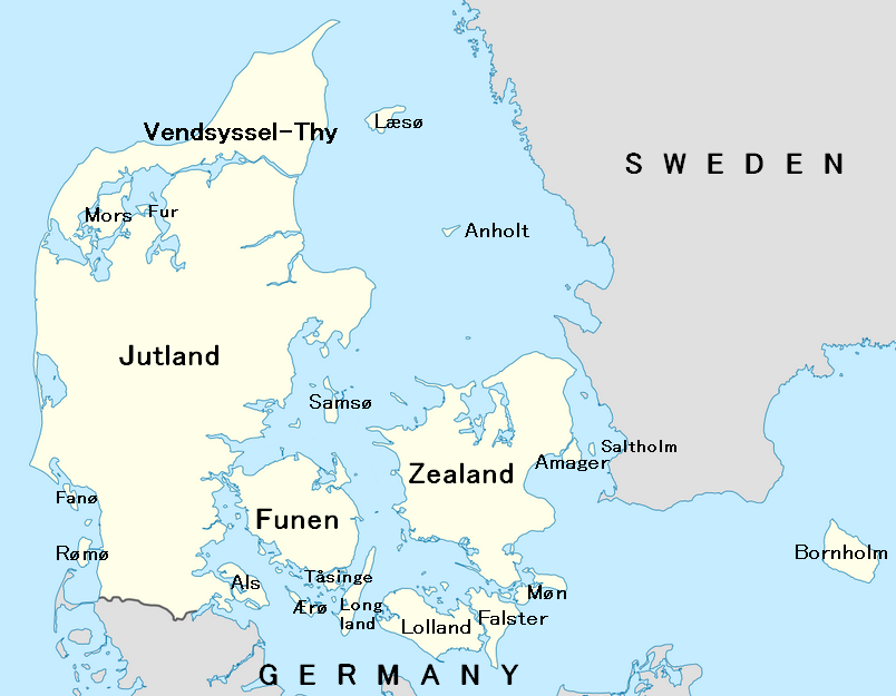 List of islands of Denmark   Wikipedia