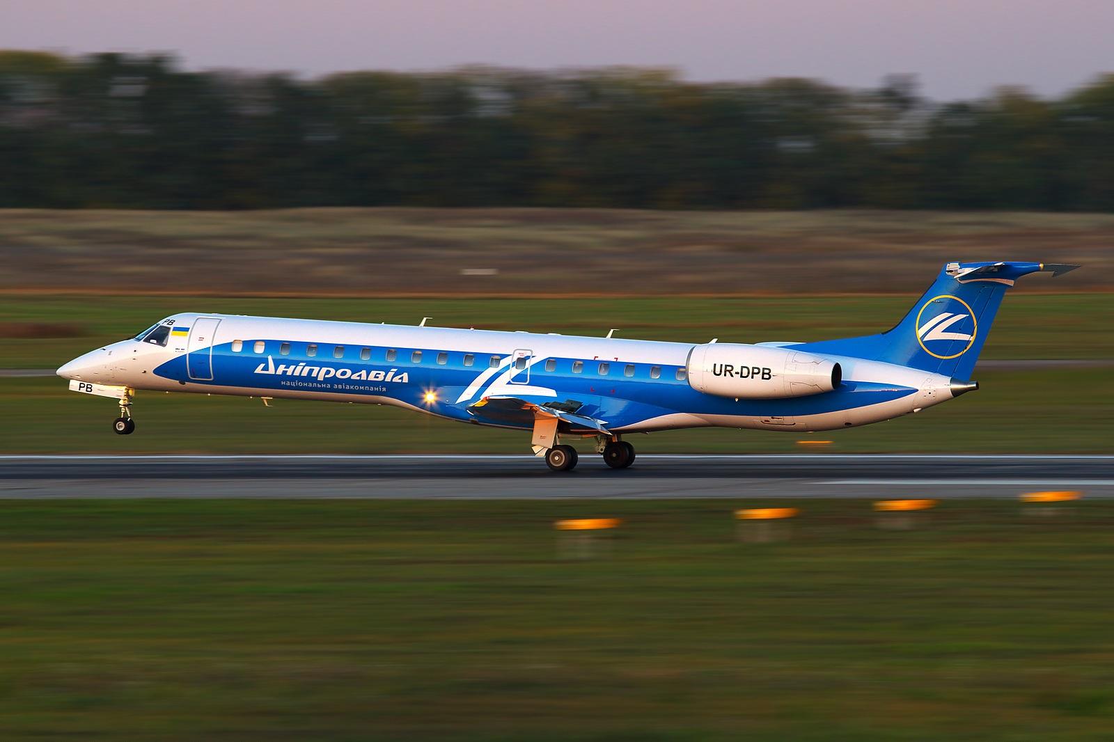 Aviones ERJ 145