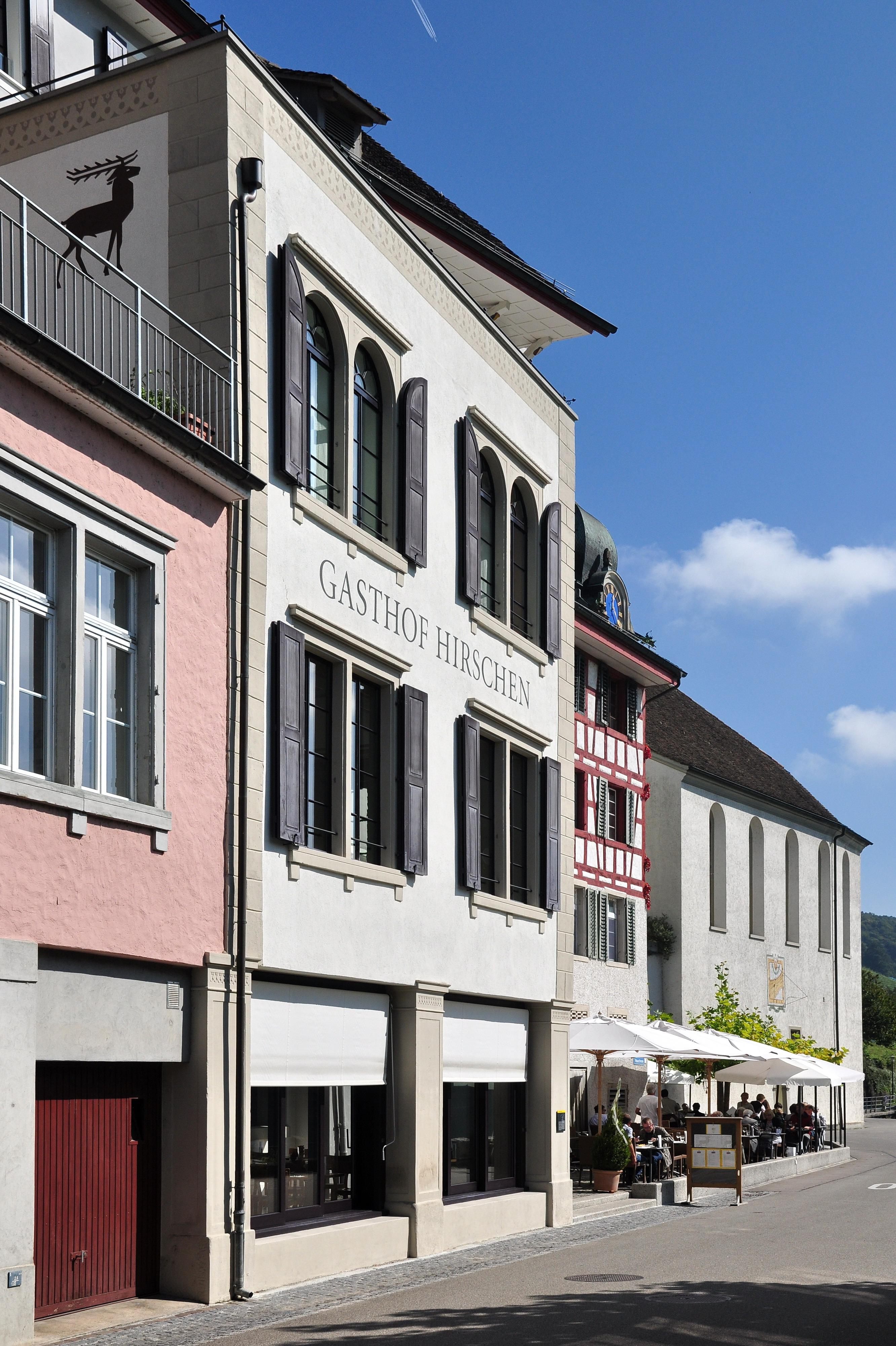 Hotel Der Hirschen In St Margen