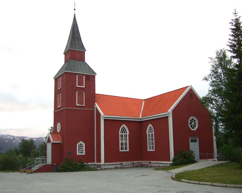 Elverhøy kirke – Wikipedia