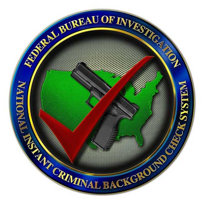 Emblem of the National Instant Criminal Background Check System
