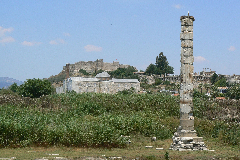 Artemidin chrám dnes