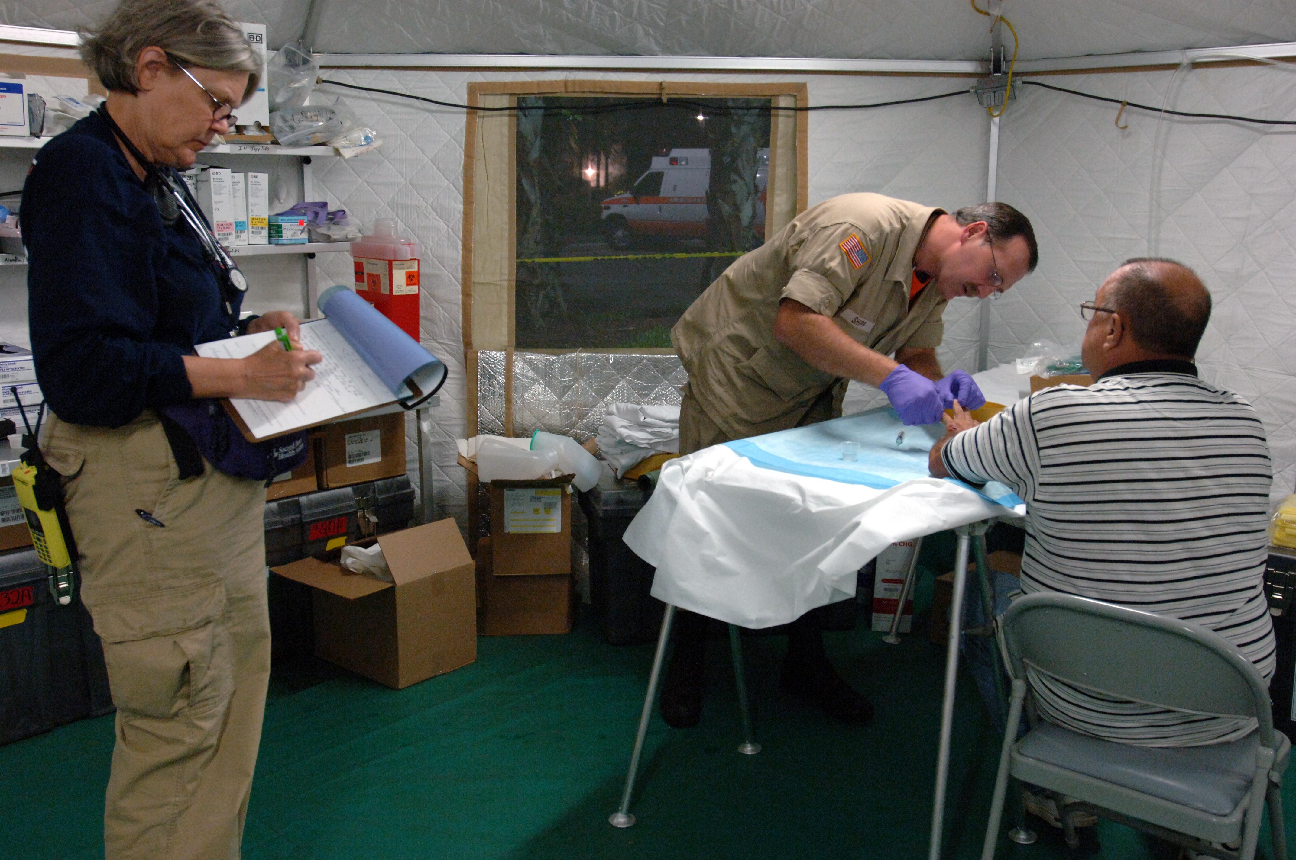 Emergency Room Dr Simon