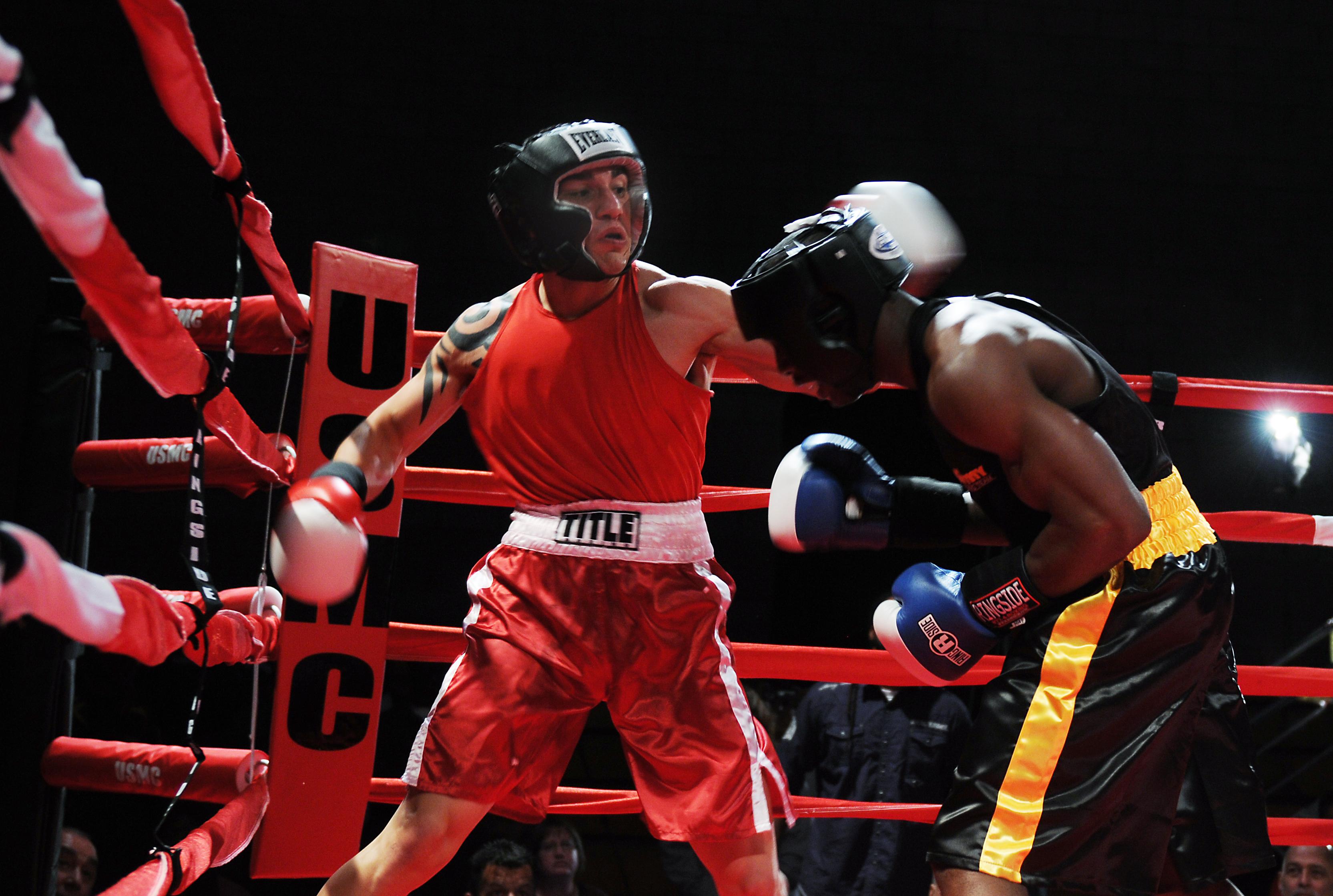 trainingsschema boksen thuis