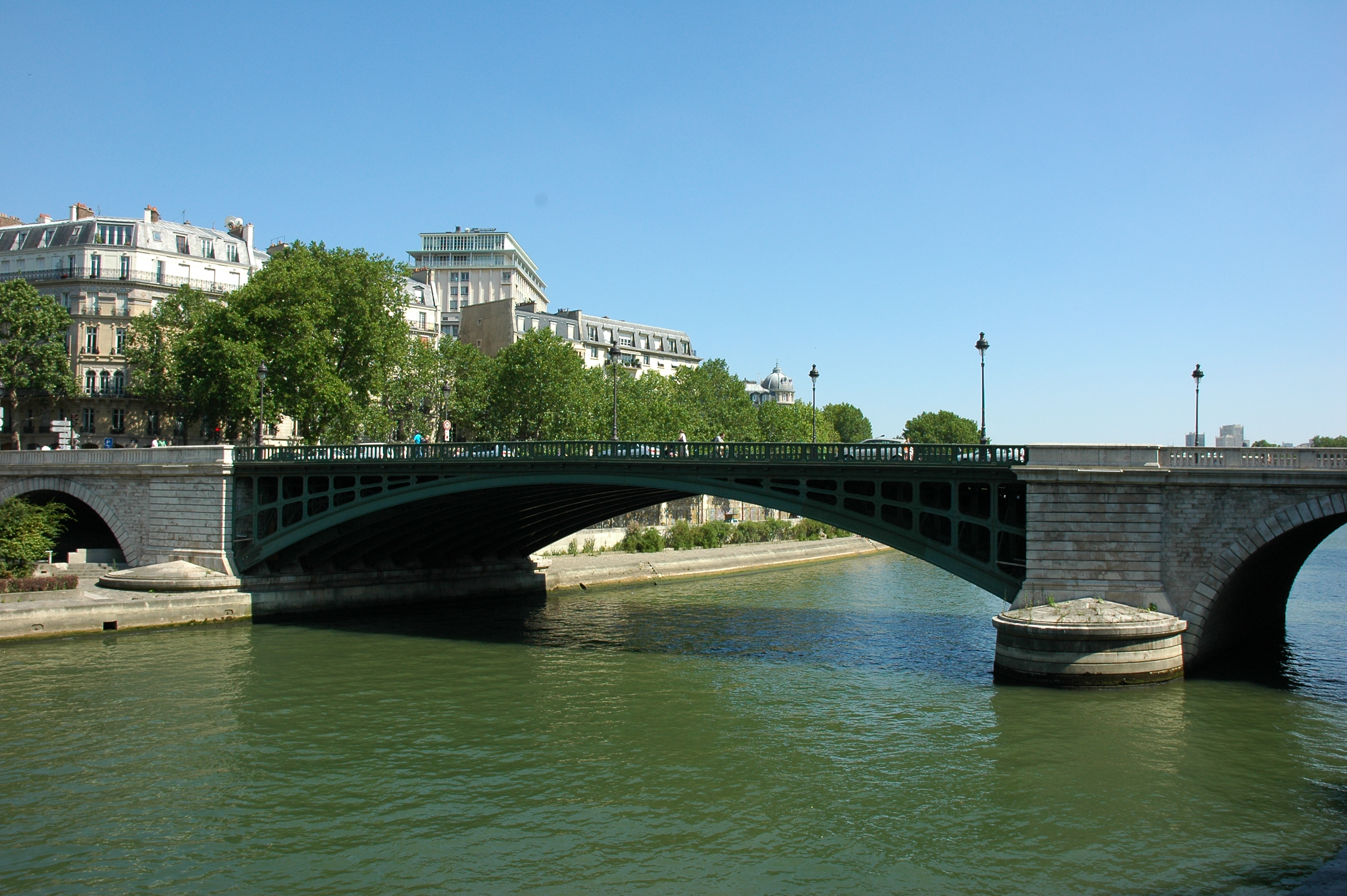 pont de sully wikiwand. Black Bedroom Furniture Sets. Home Design Ideas