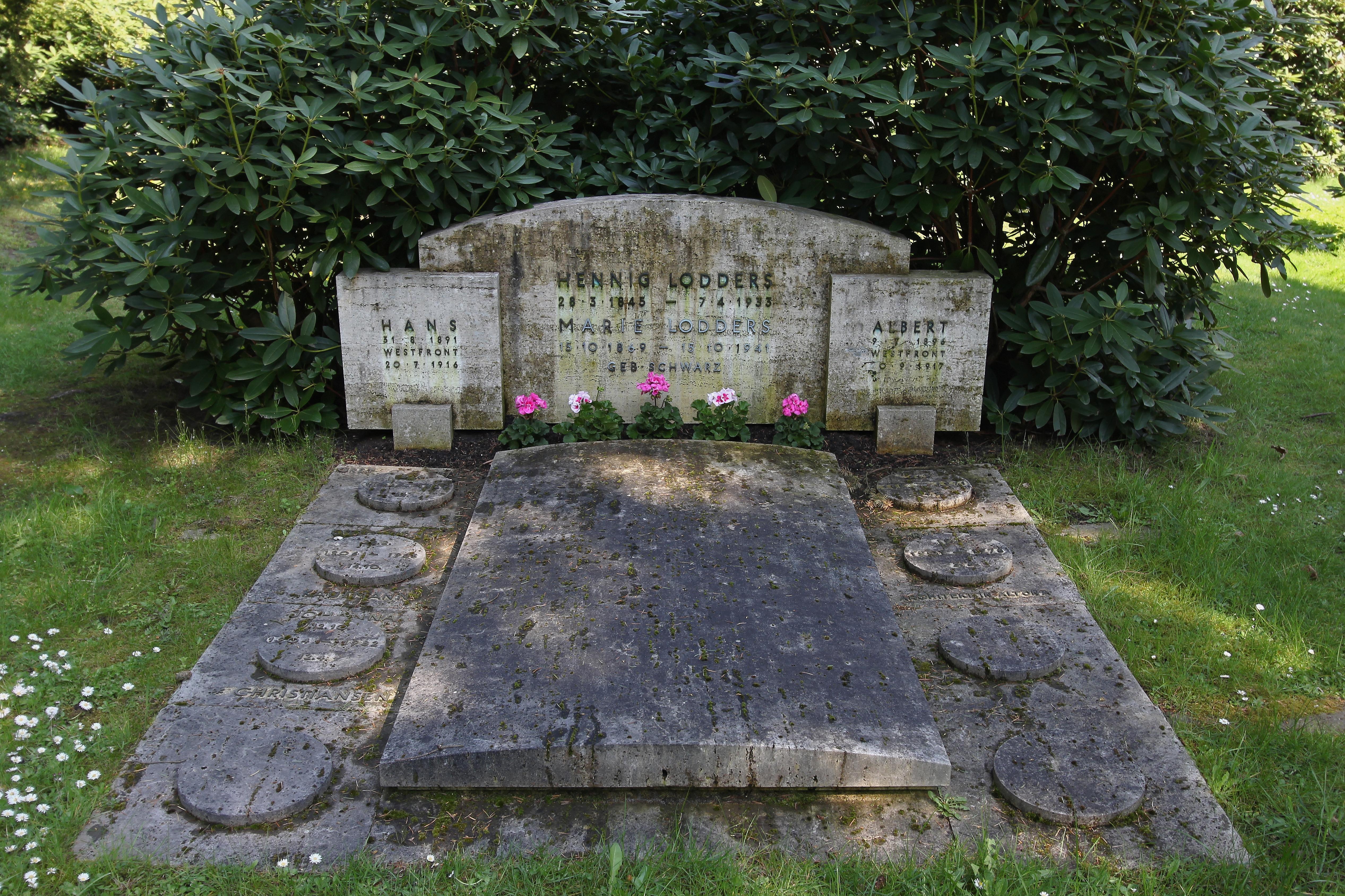 Friedhof Altona