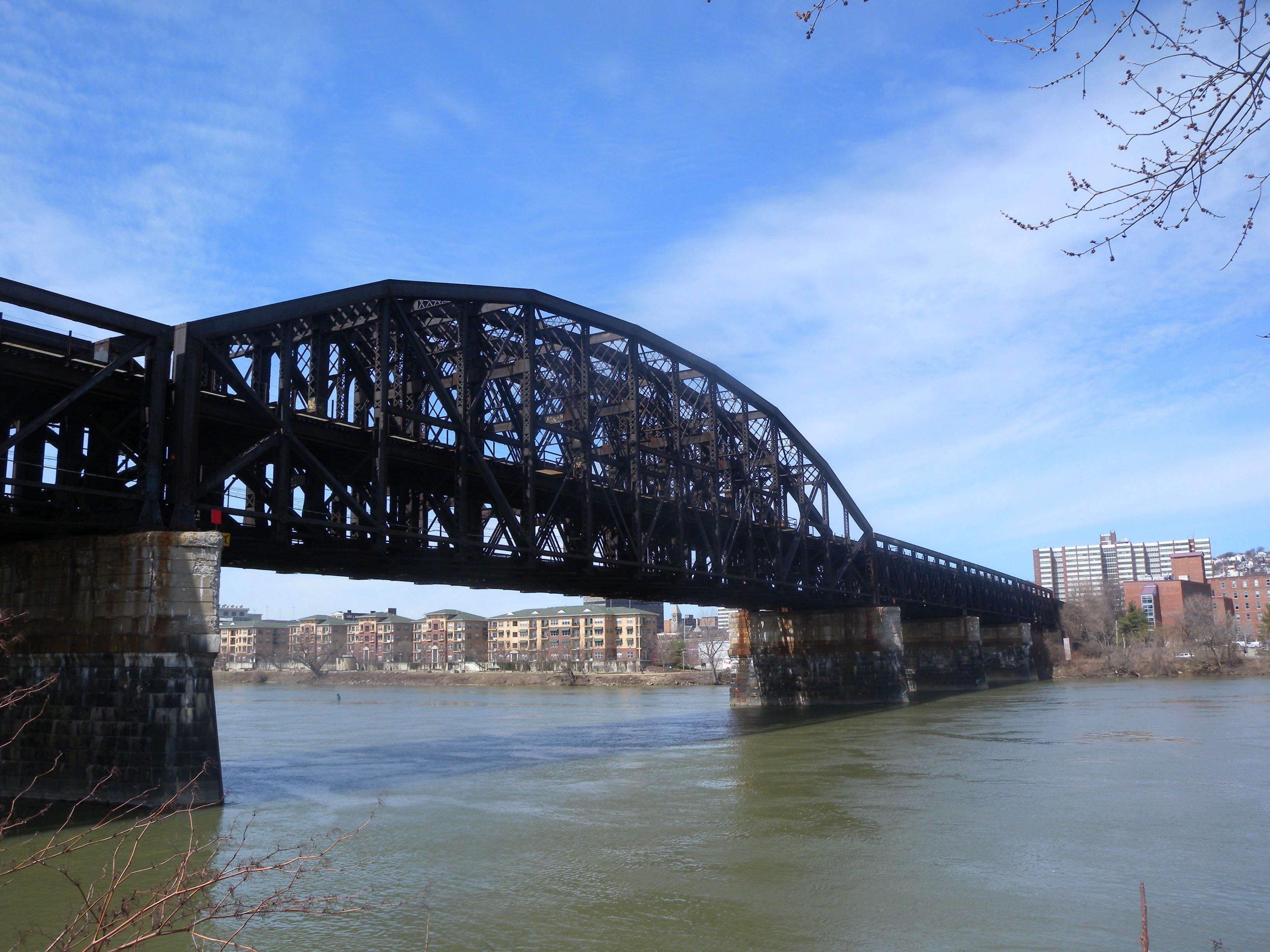 Fort Wayne Railroad Bridge [3264 × 2448]