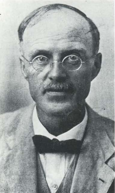 Philip Furley Fyson British botanist