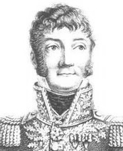 Joseph Barbanègre French General and a Baron of the First French Empire