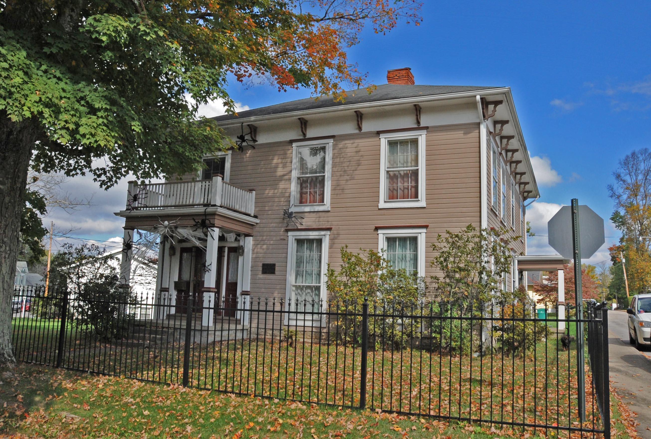 Dom w Bridgeport, West Virginia