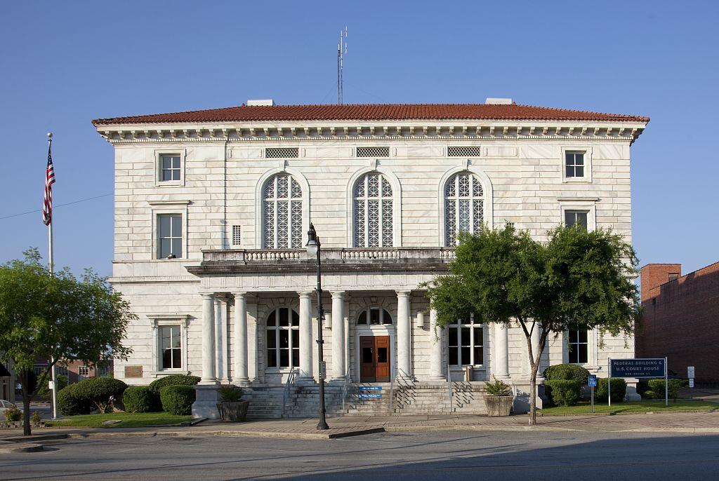 File Gadsden Alabama Federal Building By Highsmith Jpg