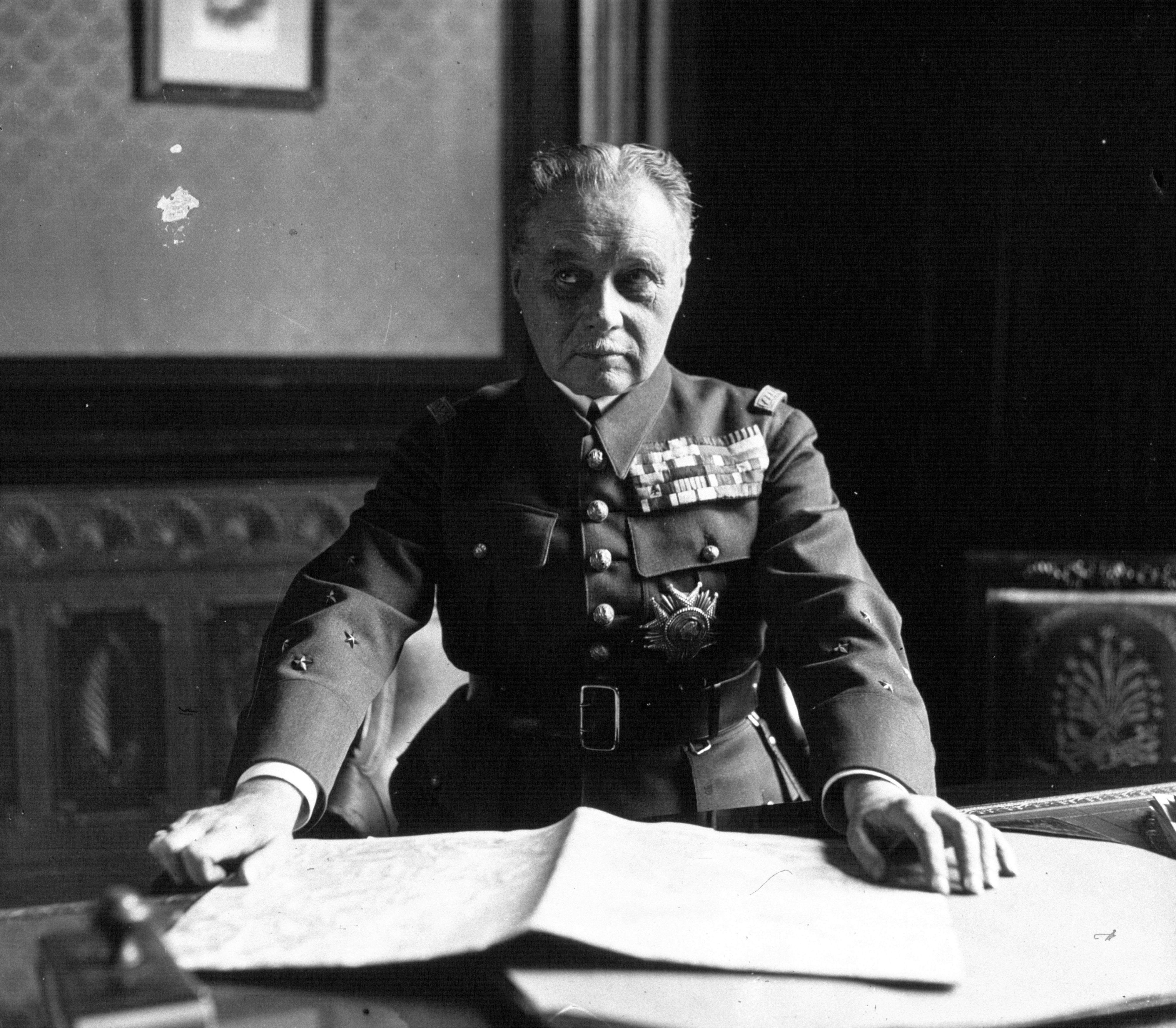Ο Στρατηγός Μωρίς Γκαμελέν