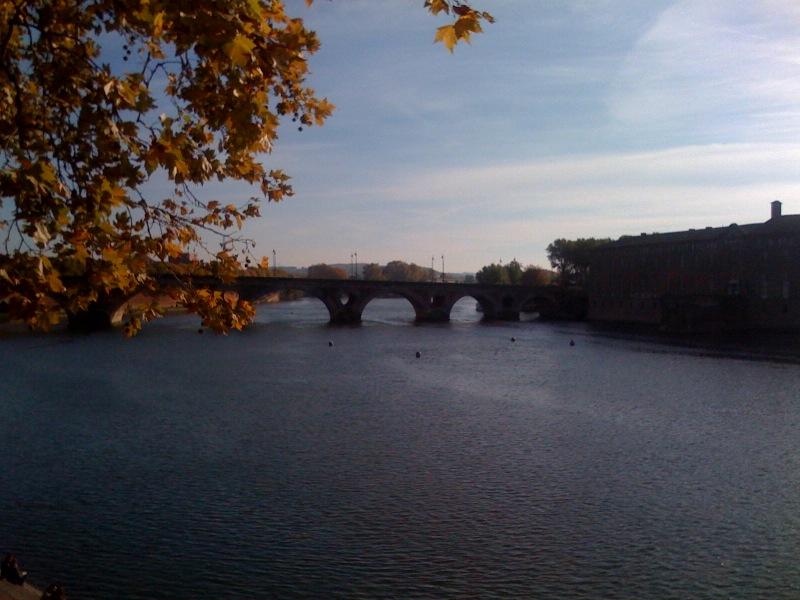 Garonne, Toulouse