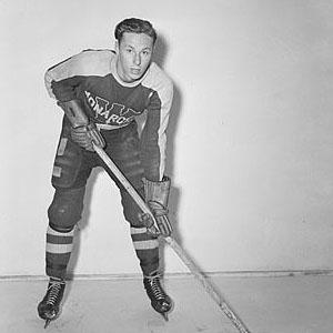 George Robertson (ice hockey) Canadian professional ice hockey player