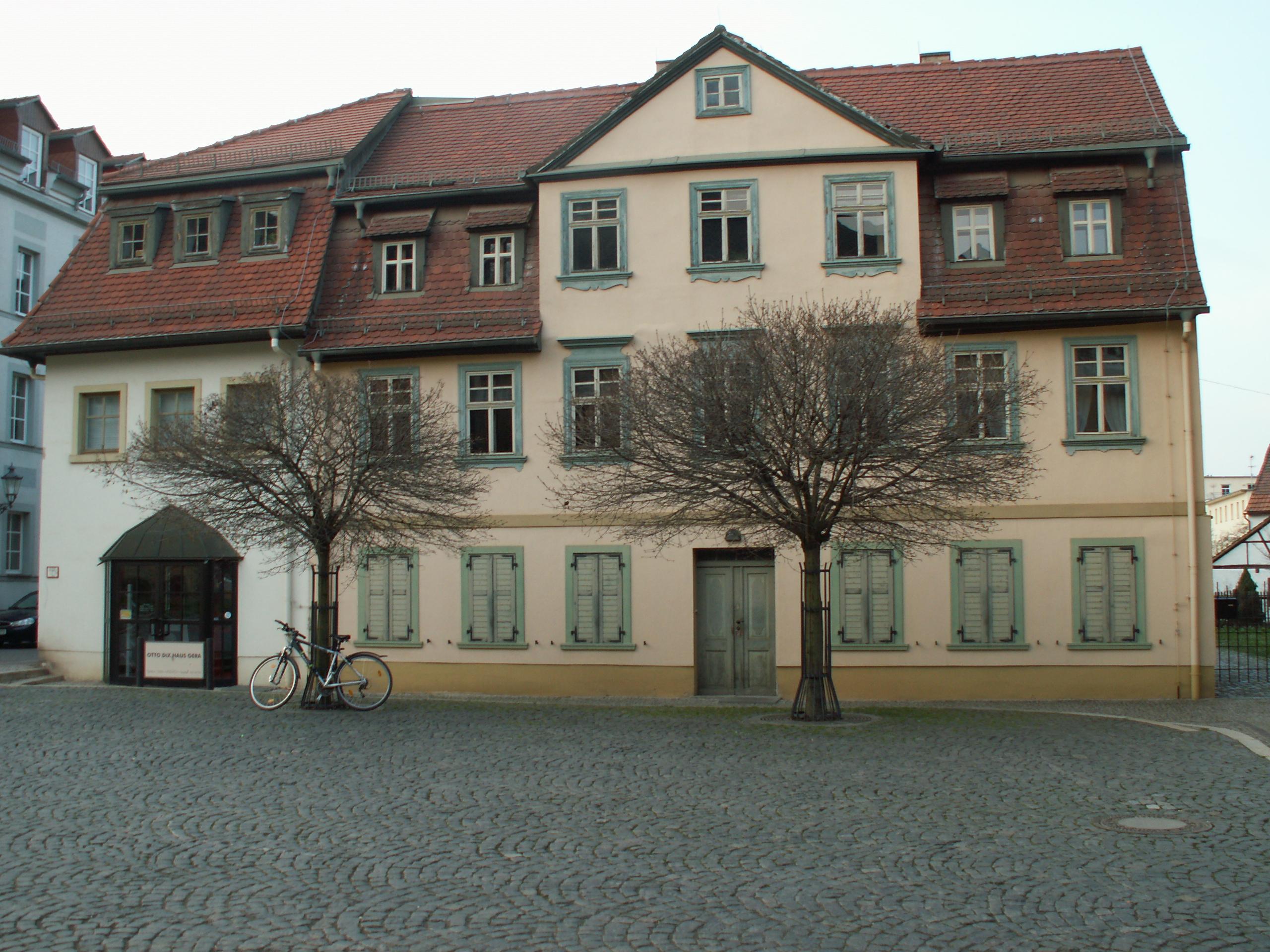 File Gera Otto Dix Haus Wikimedia mons