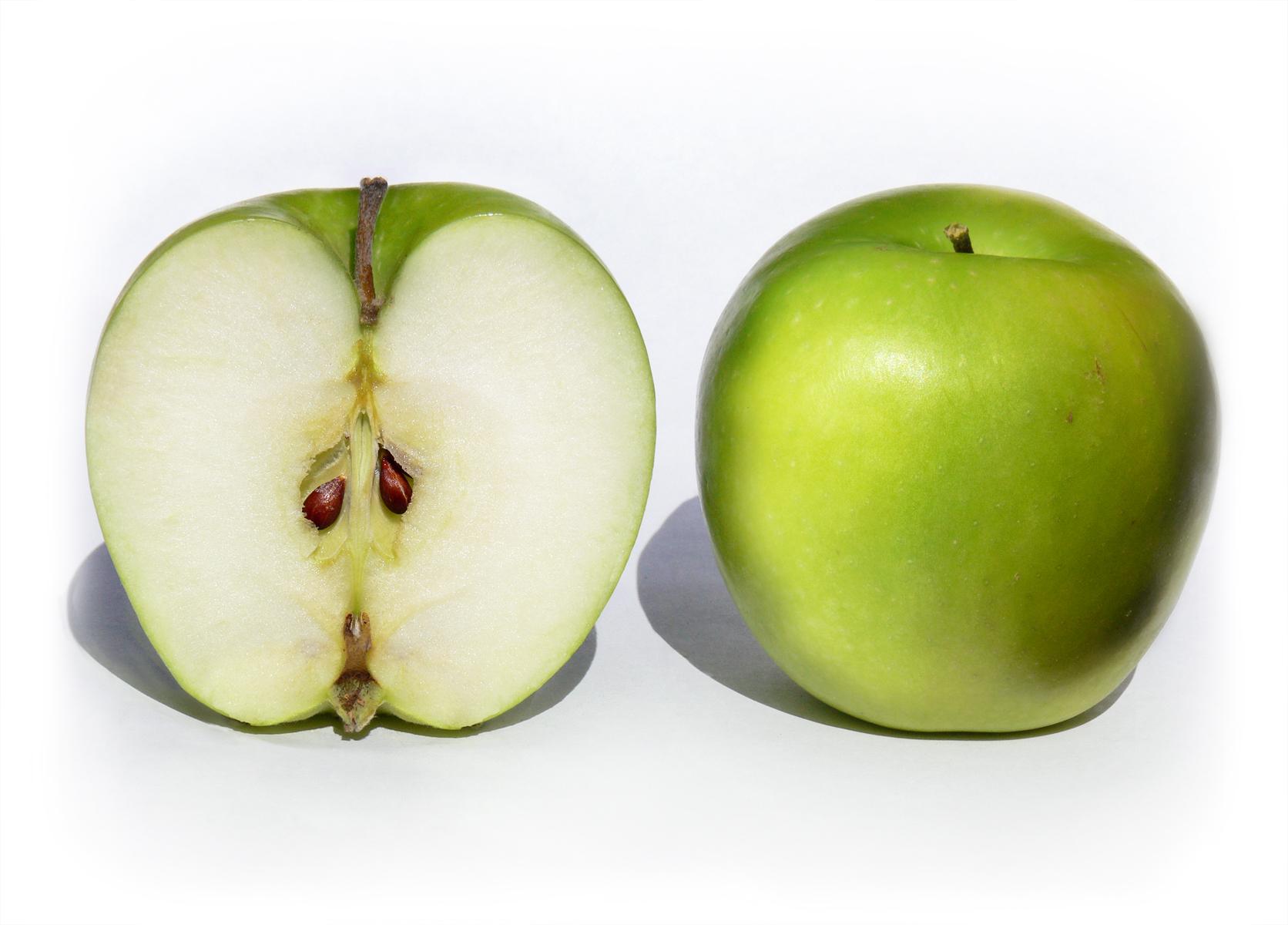 pourquoi les pommes brunissent elles quand on les coupe. Black Bedroom Furniture Sets. Home Design Ideas