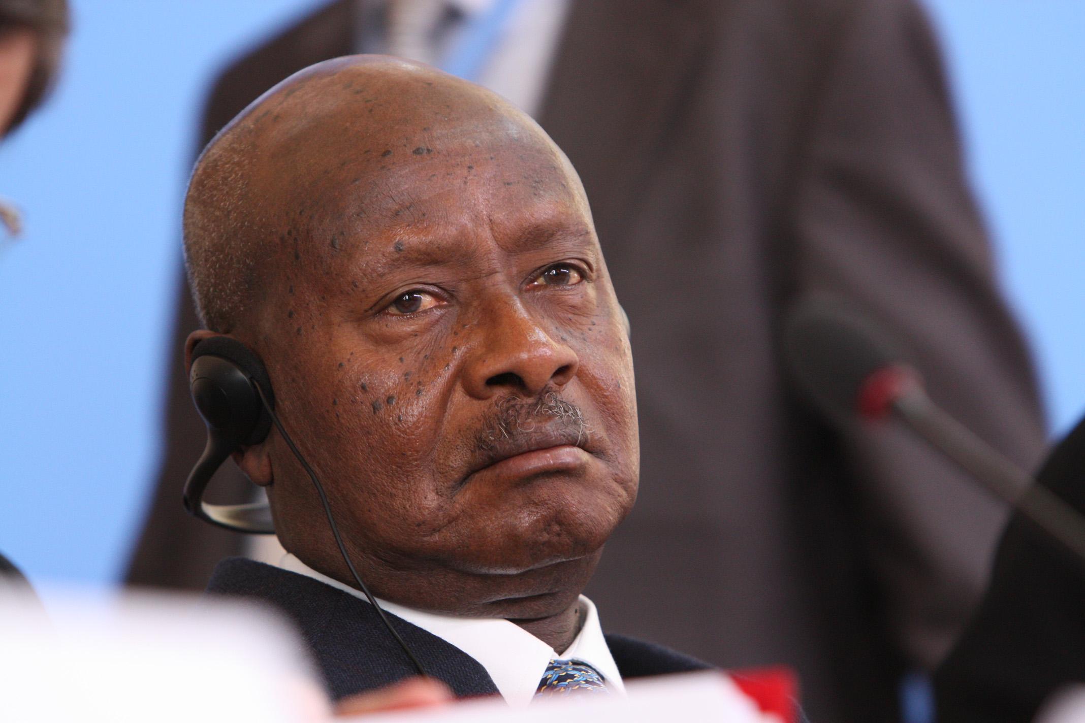 punish uganda