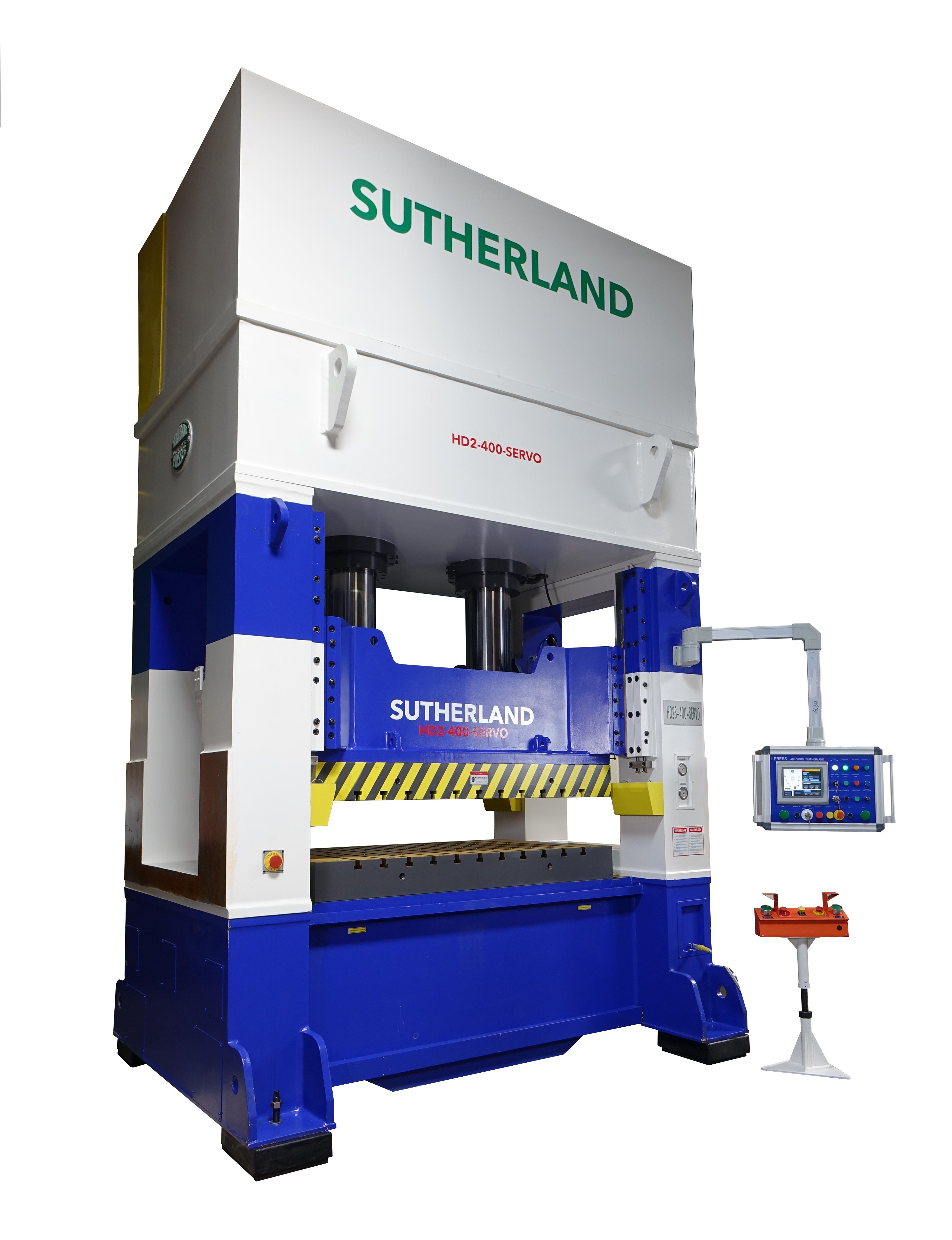 File:HD2-440 ton Servo Hydraulic Press jpg - Wikimedia Commons