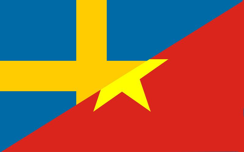 vietnam sweden