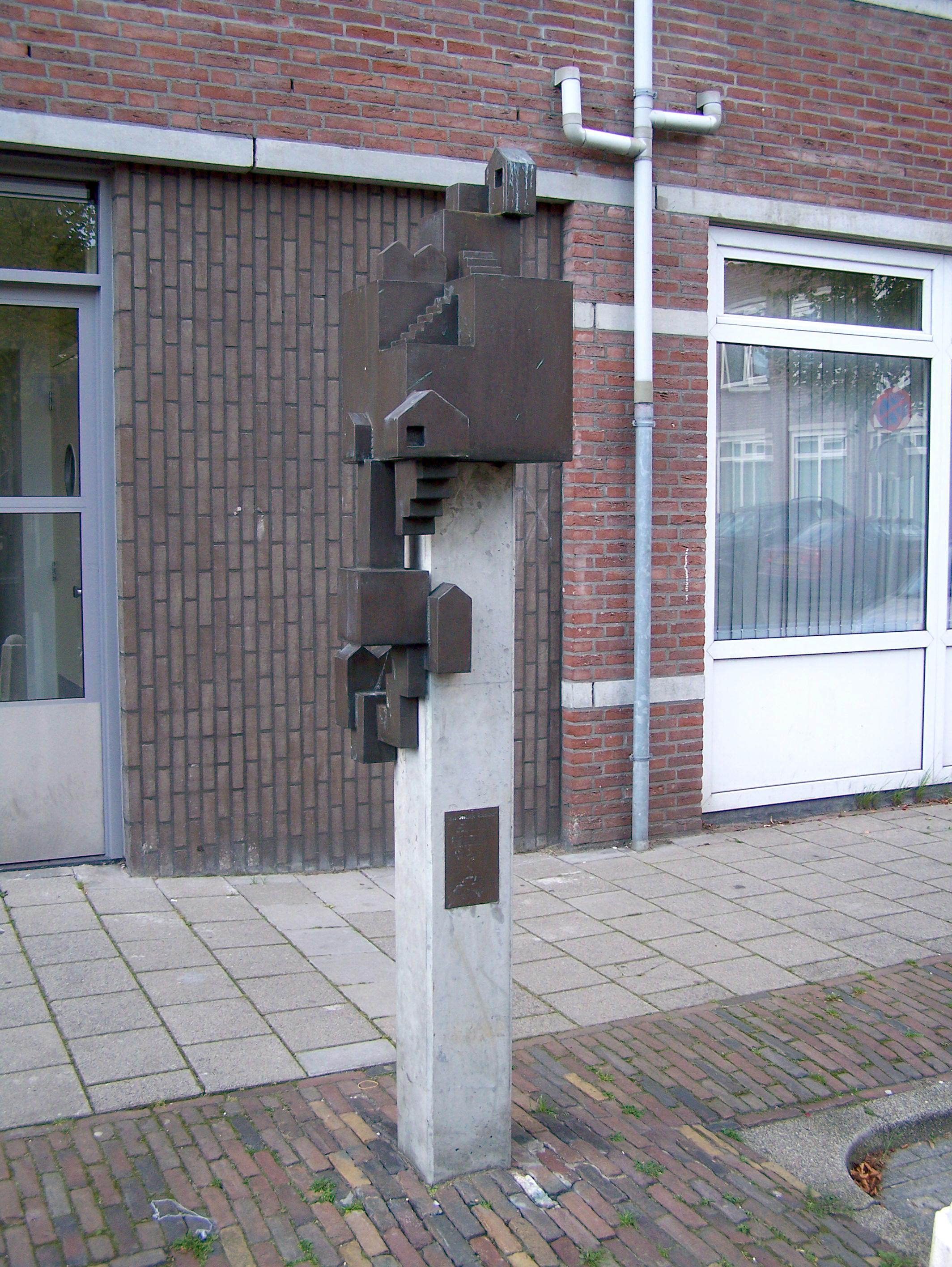 File:Het Oostelijk Stadsdeel Hooman Wortelsteeg Alkmaar.JPG
