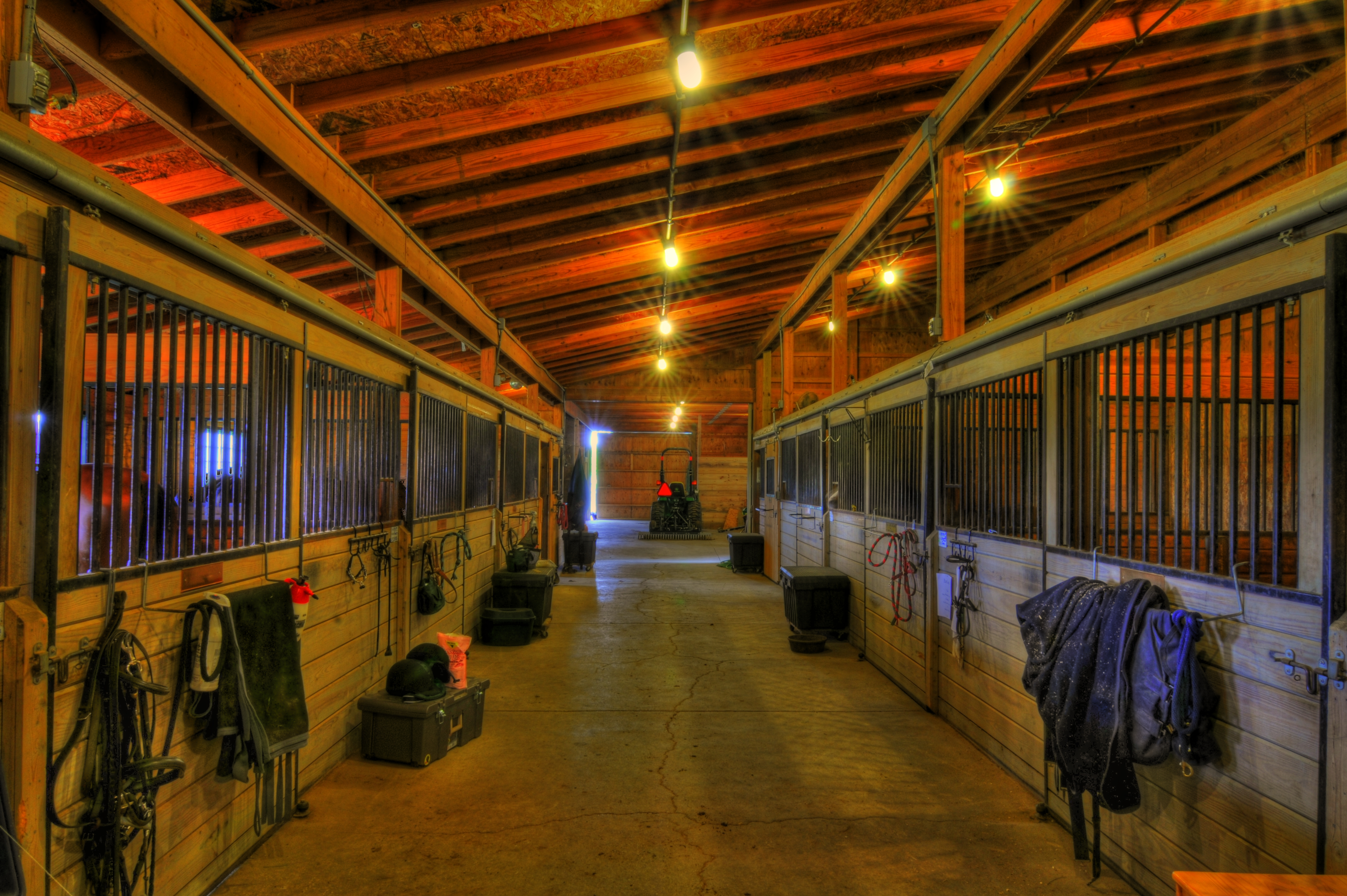 File:Highmark Farm - Inside the barn (4590218495).jpg ...
