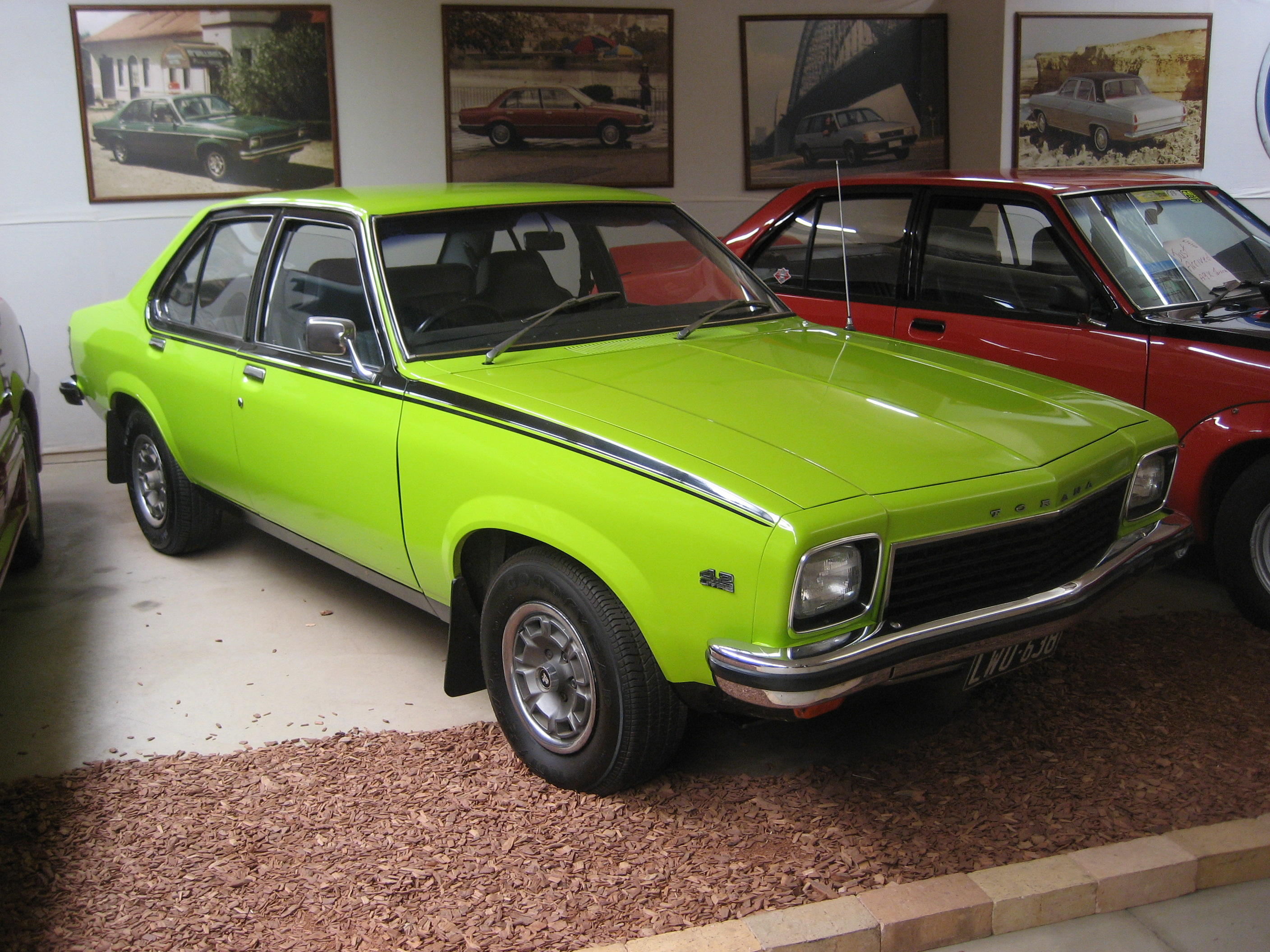 File Holden Torana Lh Slr 4 2 Sedan Jpg Wikimedia Commons