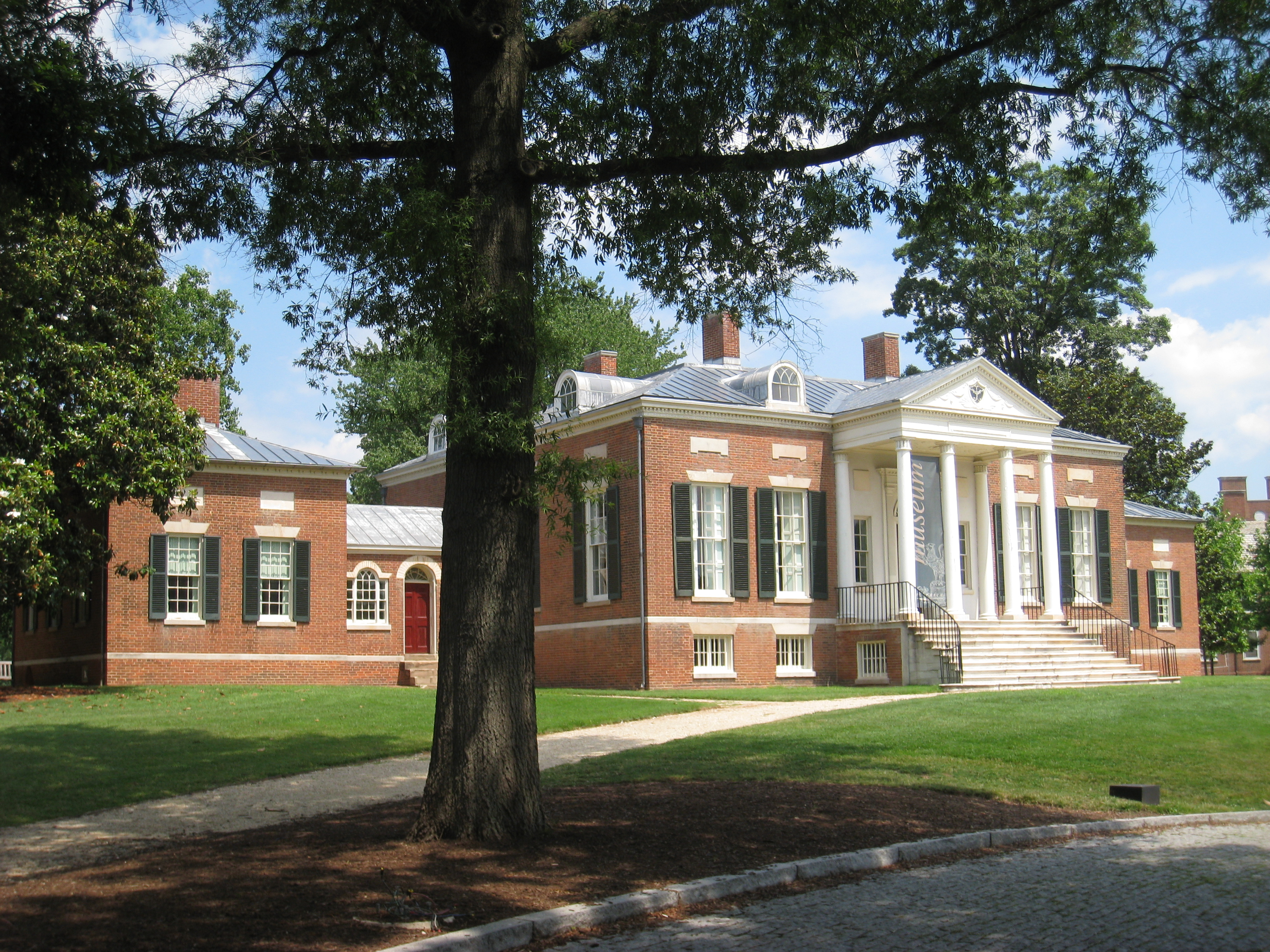 Home university of maryland baltimore - File Homewood Museum Johns Hopkins University Baltimore Md Jpg