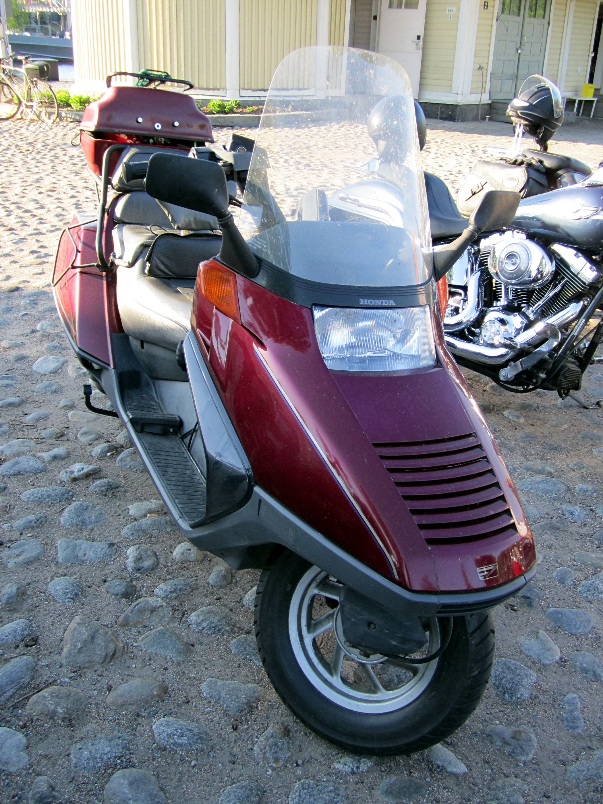 Honda Helix 250 Scooter