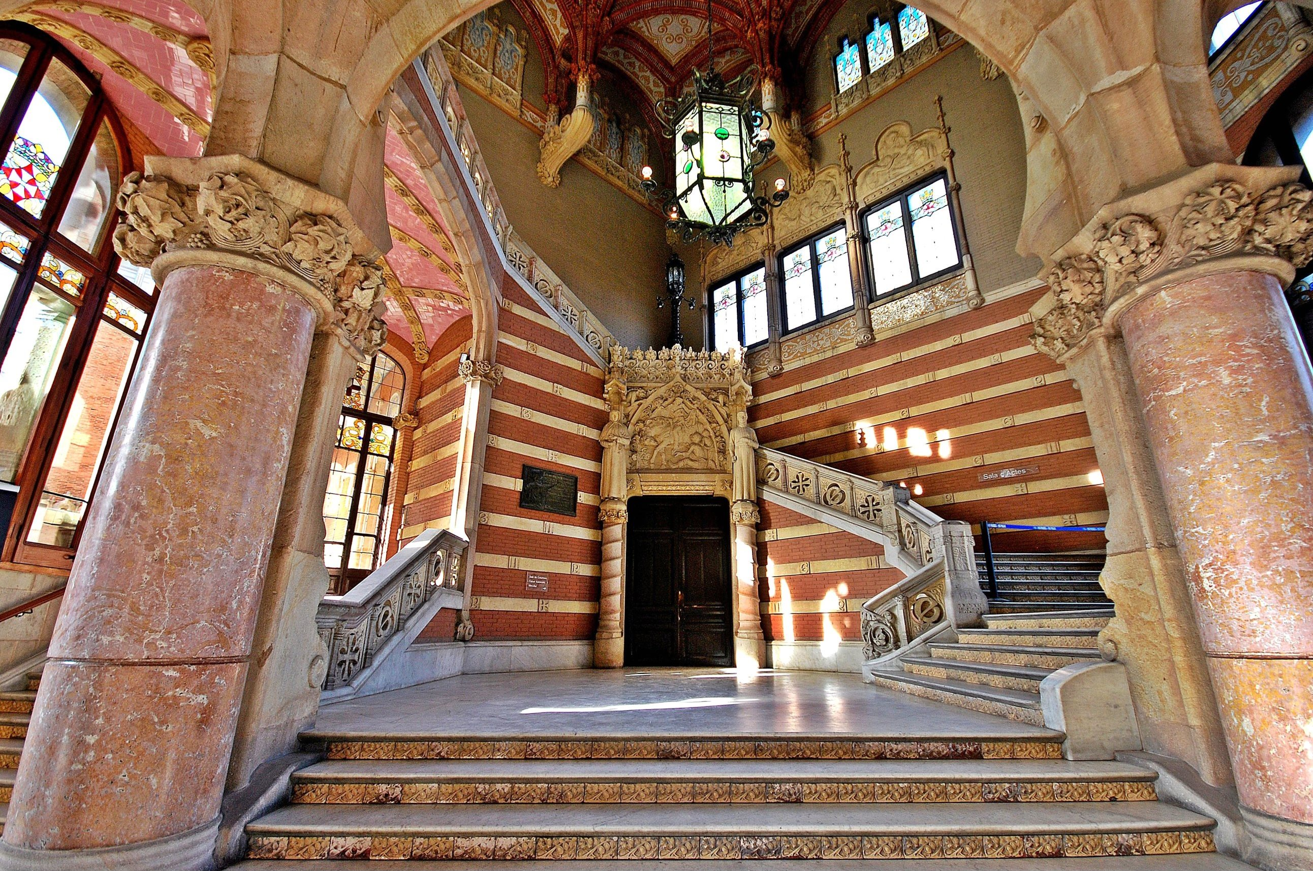 Hospital de la Santa Creu i de Sant Pau (Barcelona) - 11.jpg