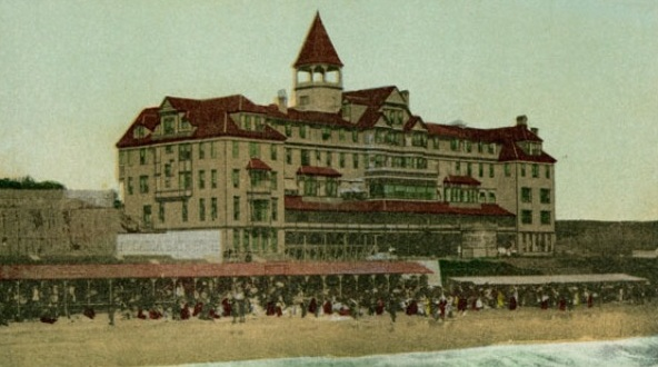 File Hotel Arcadia Santa Monica Seaside Animated Postcard Jpg