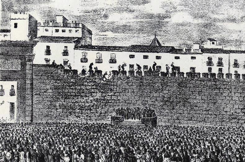Resultat d'imatges de les muralles de valencia