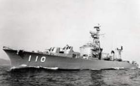 JDS <i>Takanami</i> Ayanami-class destroyer