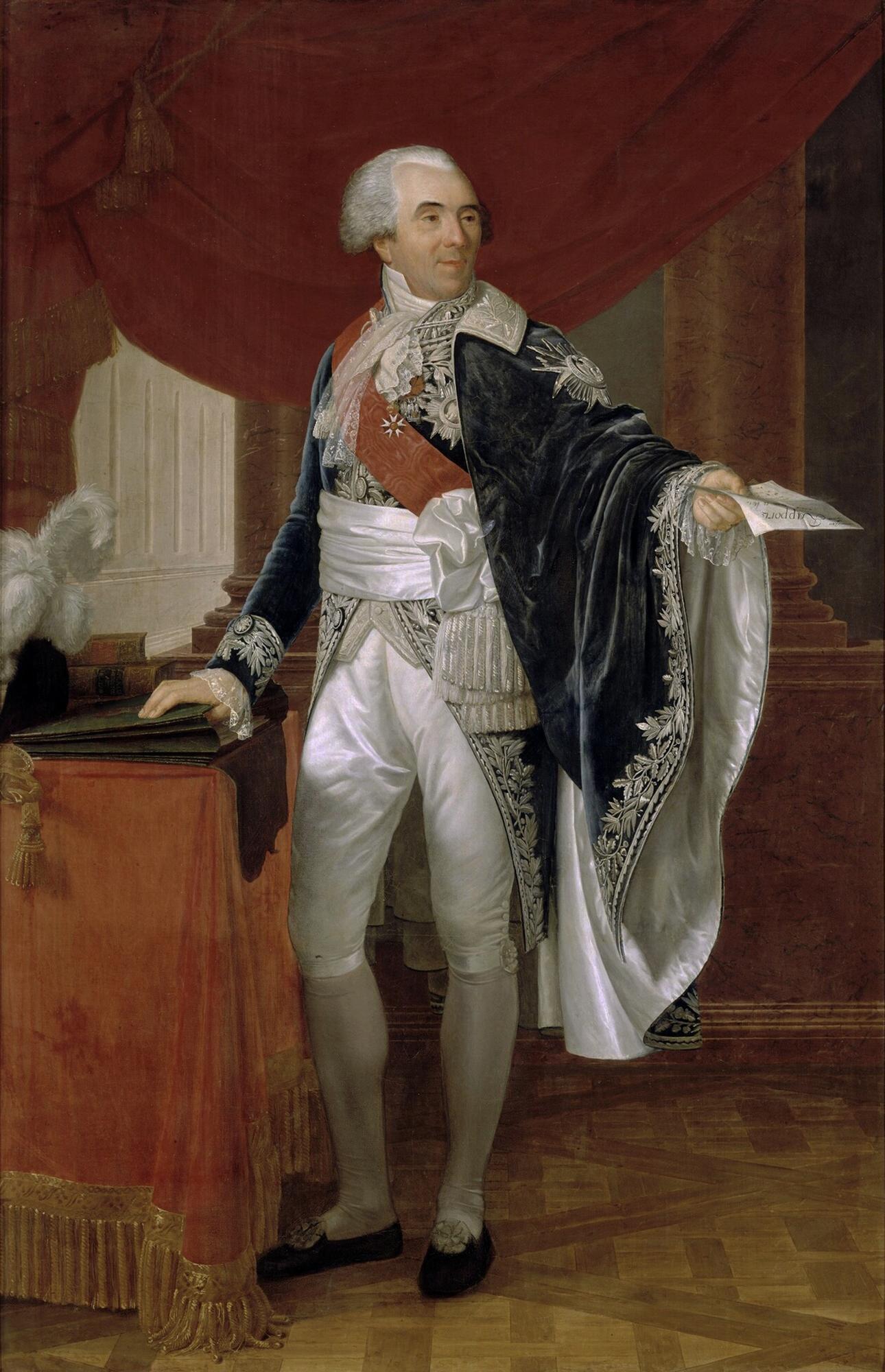 Jean-Gérard Lacuée, count of Cessac