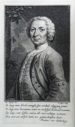 Justus van Effen Dutch writer