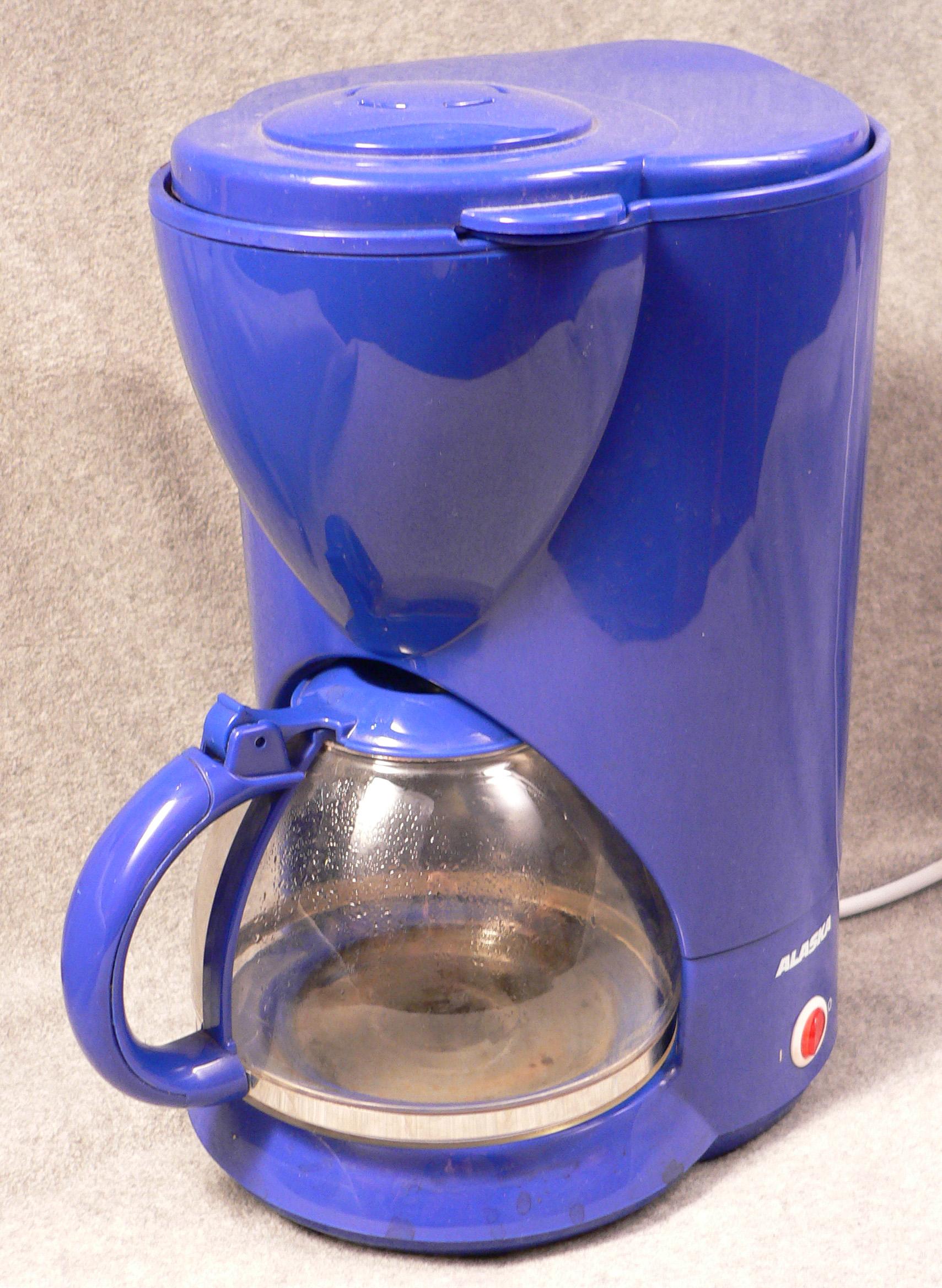 kaffeemaschine – wikipedia ~ Kaffeemaschine Ohne Abschaltautomatik