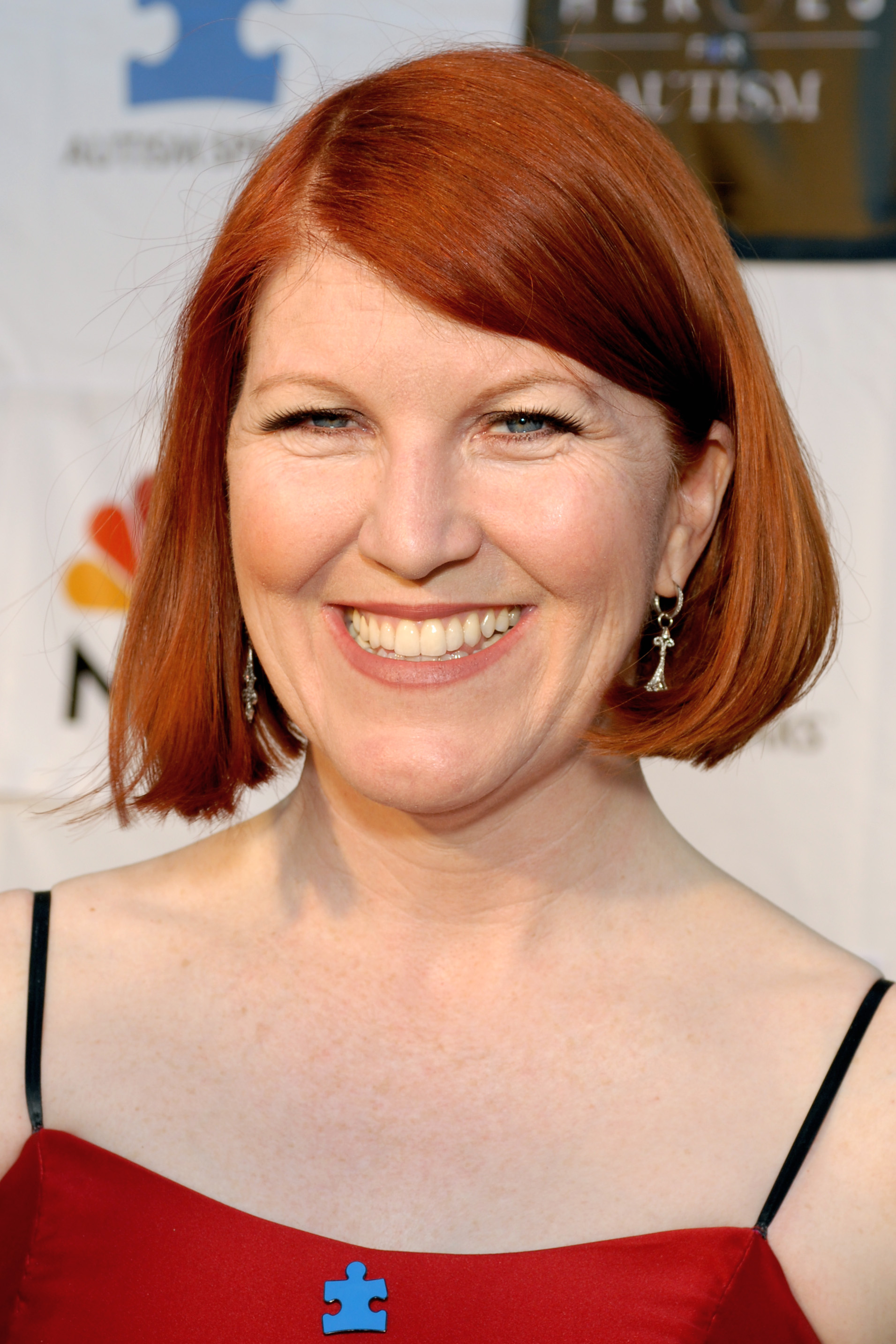 Watch Kate Flannery video