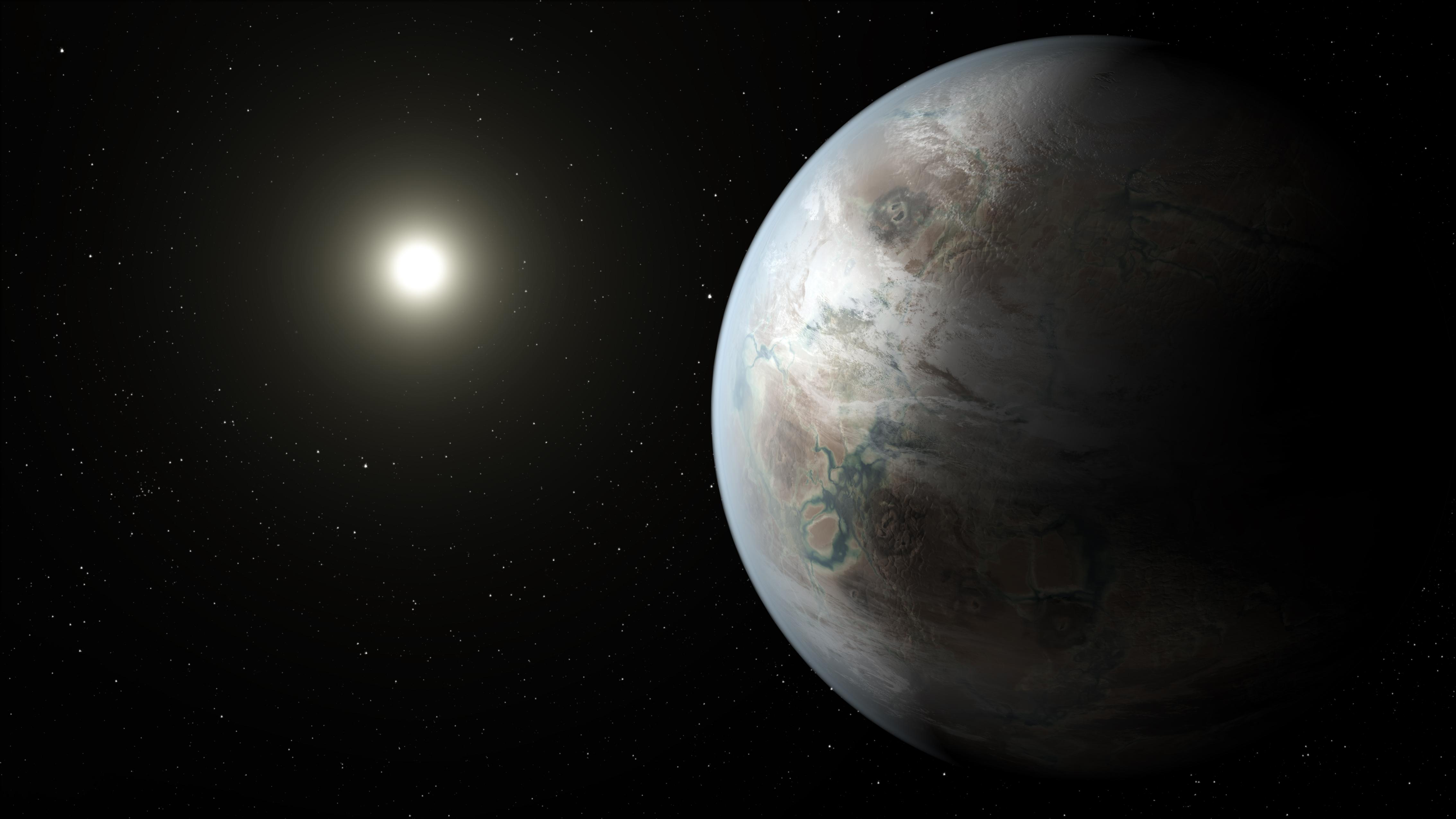 Image result for kepler 452b