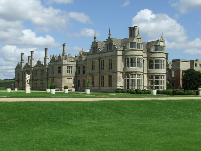 Kirby Hall - geograph.org.uk - 1429610