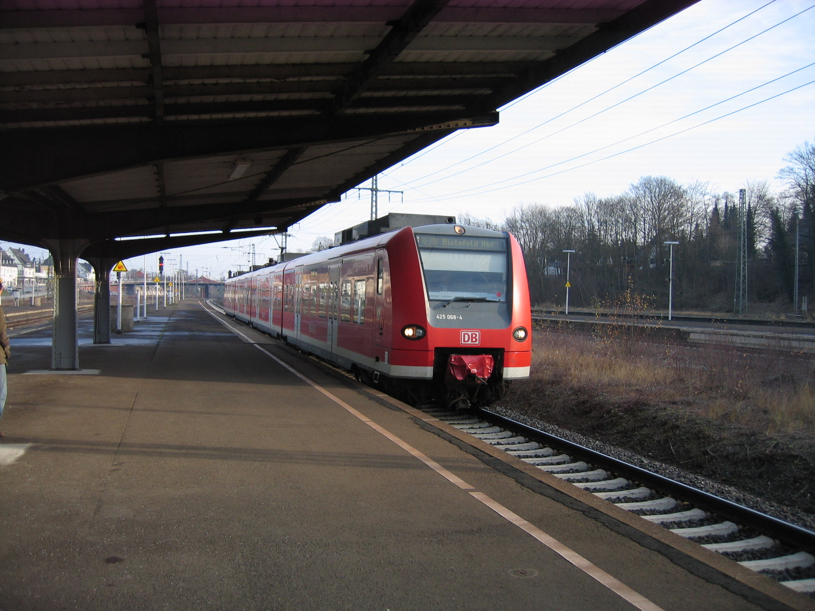 Bahnhof Löhne file löhne bahnhof porta express 2009 12 16 26 jpg wikimedia commons