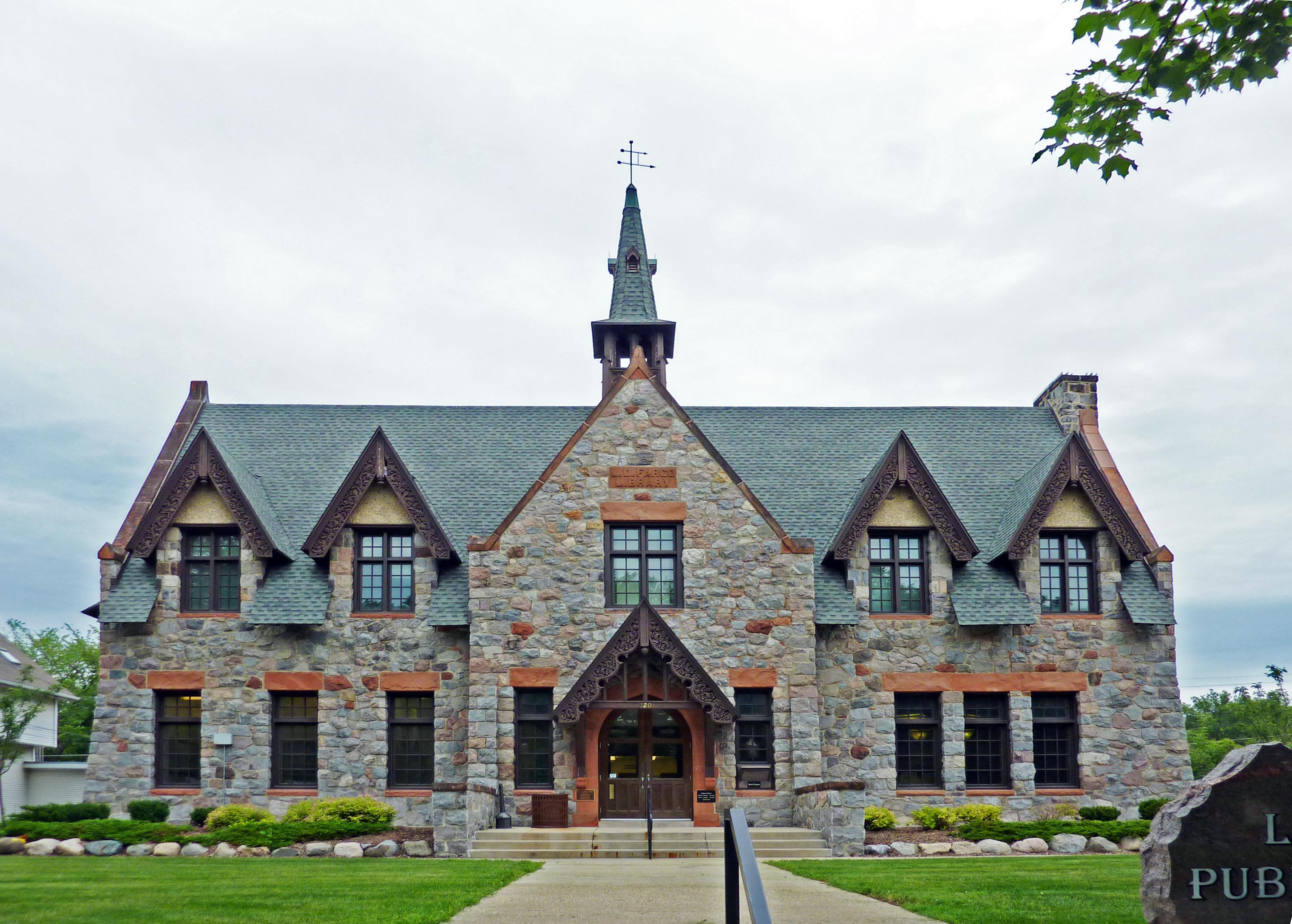 FileL D Fargo Public Library