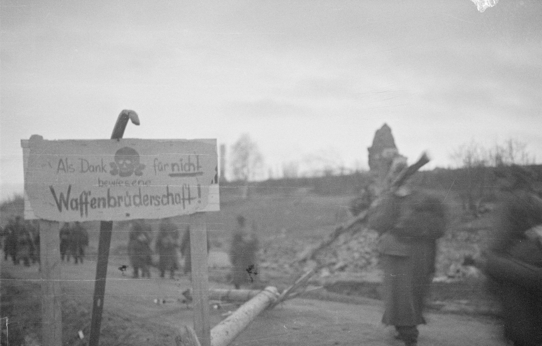 Lapland War - Wikipedia