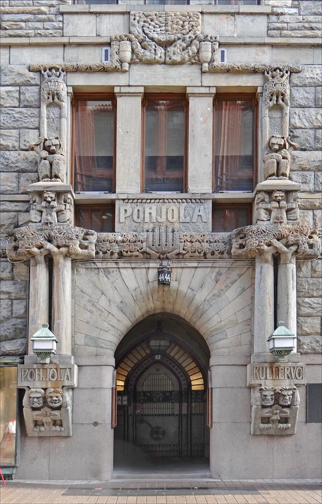 Pohjola insurance building wikipedia for House construction insurance